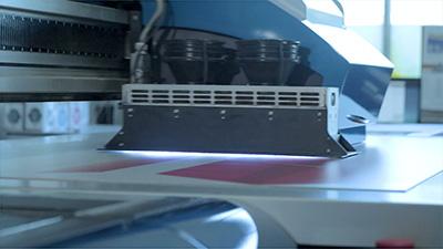 Jeti Flatbed Printer