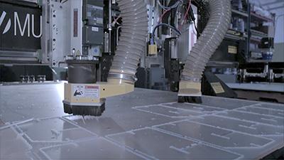 Multicam 5k CNC Router
